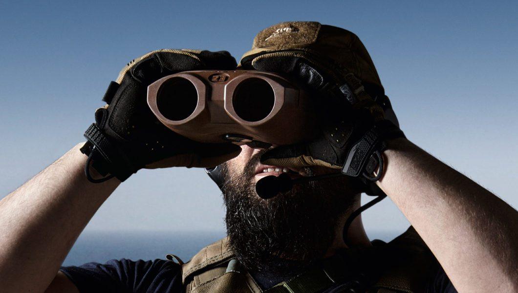 VECTOR rangefinder binoculars