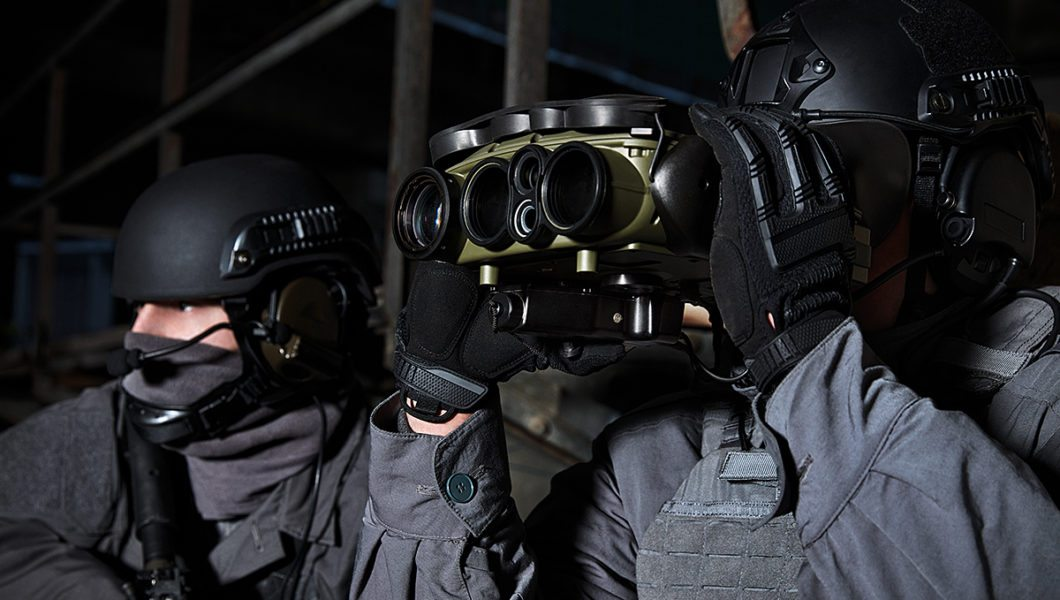 JIM LR – Multifunctional cooled thermal imaging device