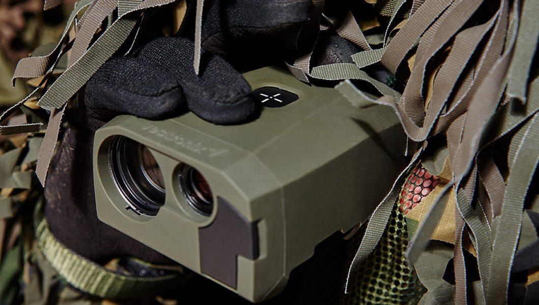 PLRF25C pocket laser range finder