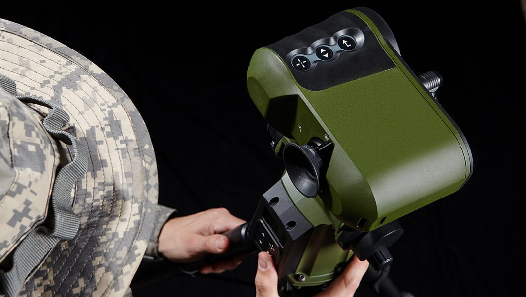 STERNA – Non-Magnetic Based Target Acquisition System