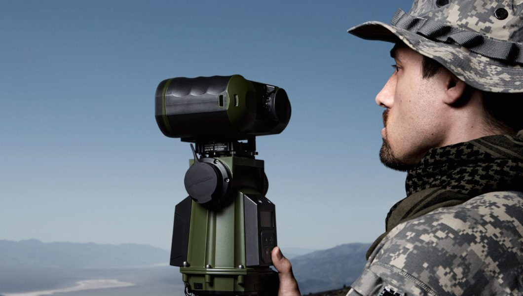 STERNA+MOSKITO – Non-Magnetic Based Target Acquisition System
