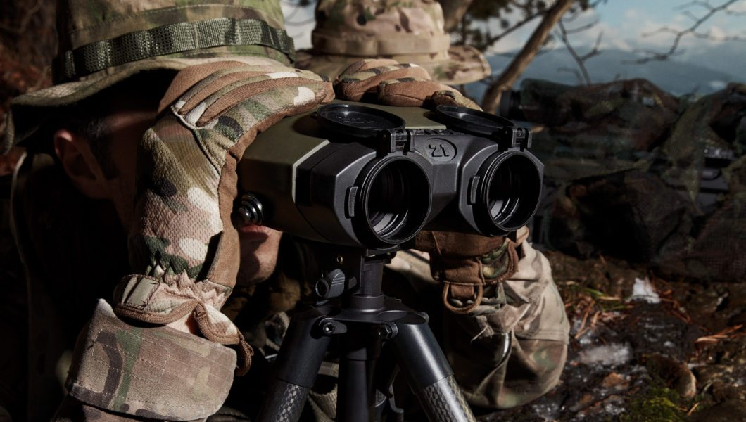 VECTOR – the only reference for observation and laser rangefinding binoculars