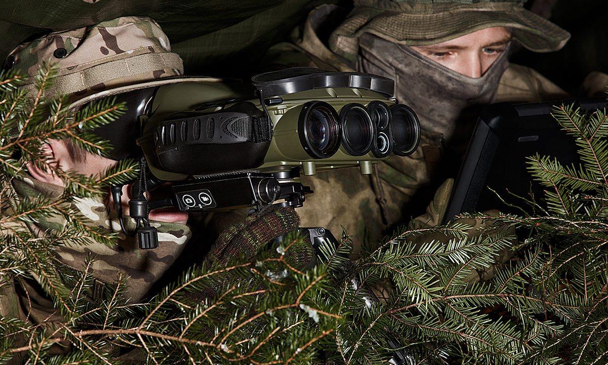 JIM LR Long-Range Multifunction Infrared Binoculars